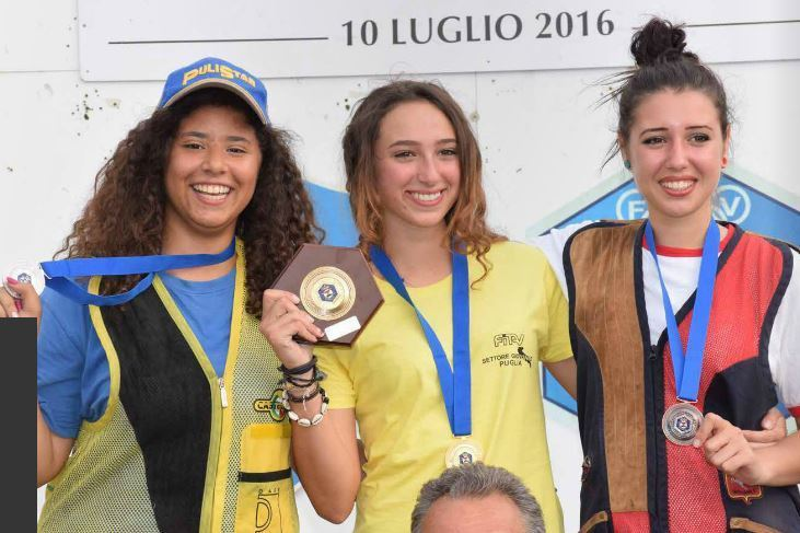 Russo Valeria, oro al 27° Criterium Nazionale 2016